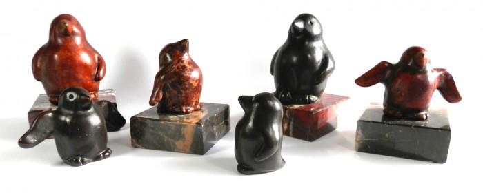 Surprise ! les Bronzes Moineaux & Co !