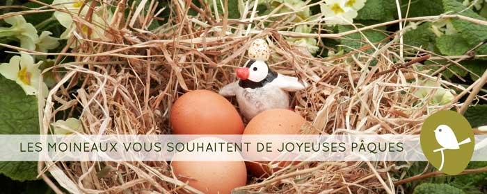 A la chasse... aux oeufs de Pâques