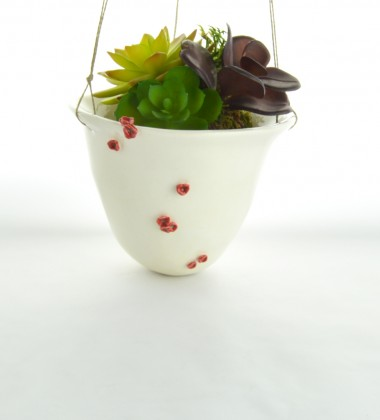 suspension fleurs de cerisier japonais - pour plantes à suspendre - moineauxandco