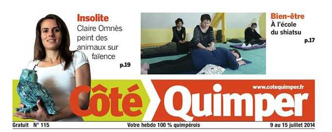 Côté Quimper chez Moineaux & Co