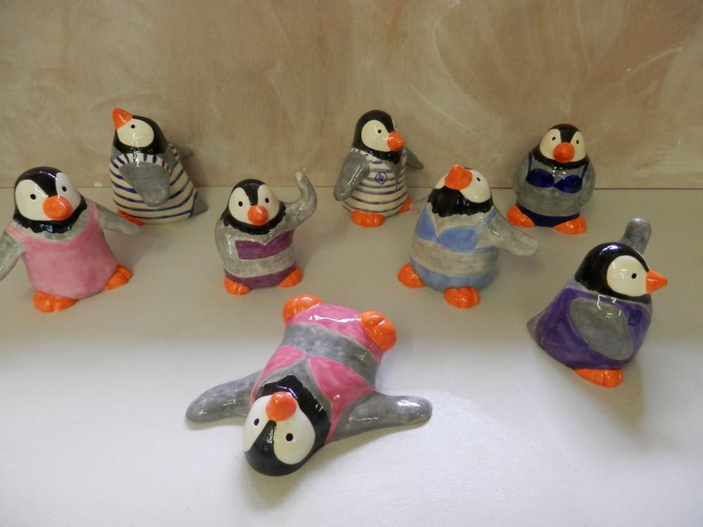 défilé mode moden roz - pingouins maillots de bain (3)