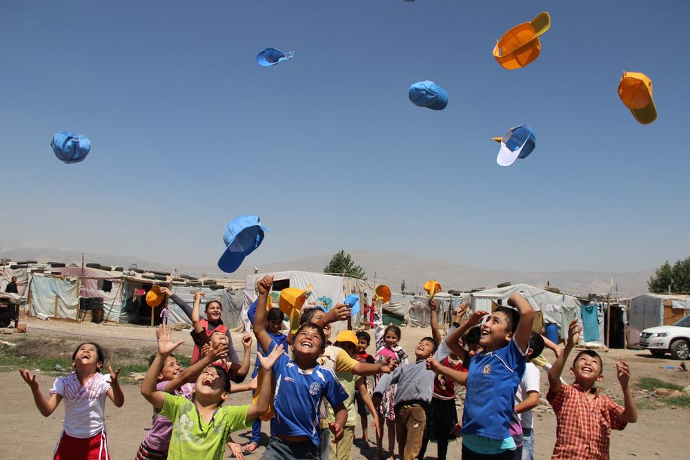 syrian+school+children+celebrate