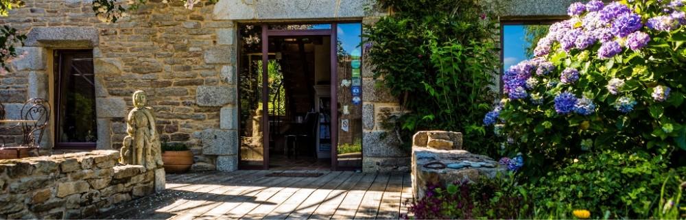 Gîte et Chambres d'Hôtes La Fontaine Blanche à Melgven dans le Finistère