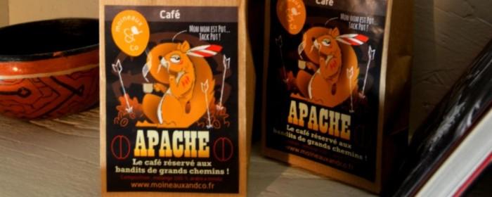 APACHE, le café qui fera de vous un vrai brigand !