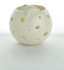photophore phoque céramique moineaux & co