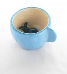 mug bestiole - atelier poterie enfant