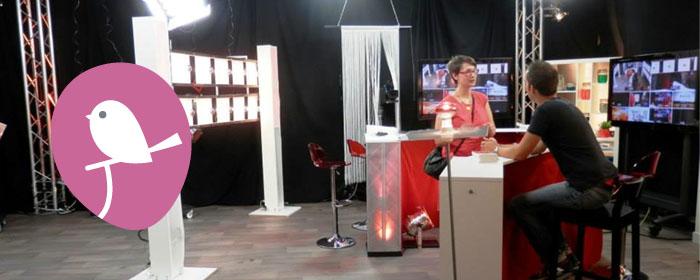 Moineaux & Co Vu à la TV !