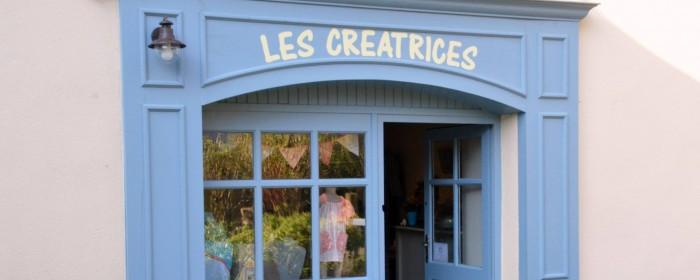La boutique Moineaux & Co vient d'ouvrir à Locronan !