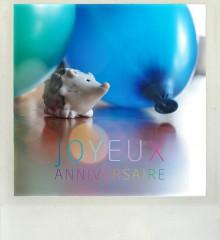 carte postale hérisson joyeux anniversaire moineauxandco