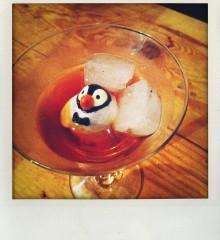 carte postale pingouin cocktail glaçons moineauxandco